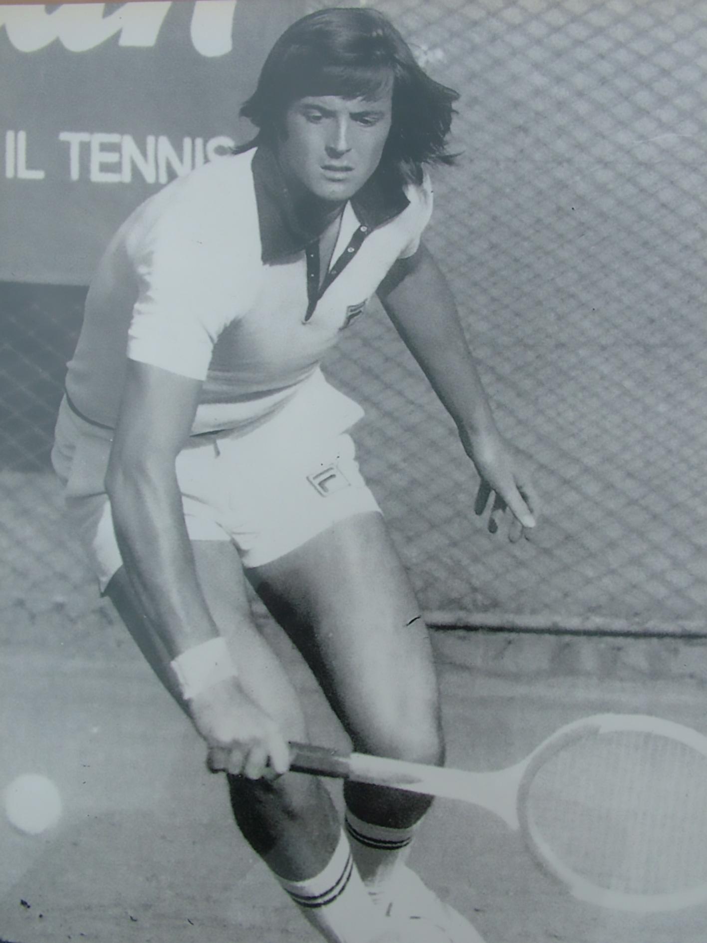 1971 Adriano Panatta