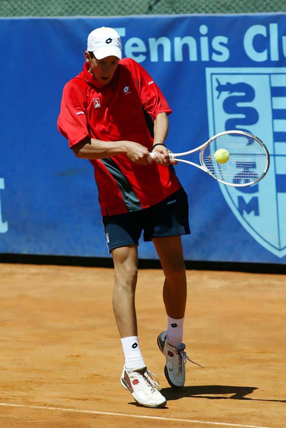 Novak Djokovic SRB