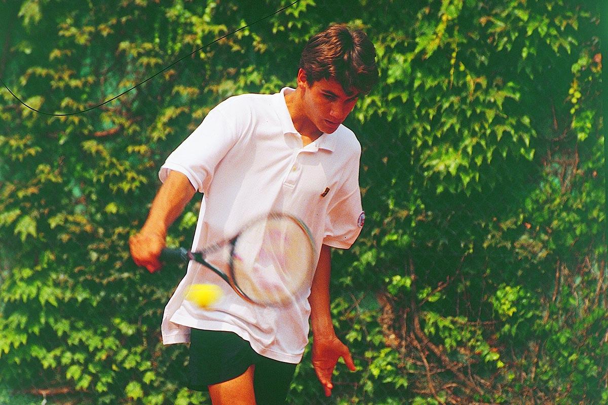 Roger Federer Bonfiglio
